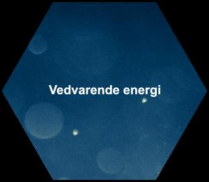 Secure vedvarende energi