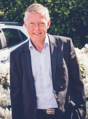 Jan Grænge, Adm. direktør, Partner
